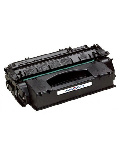 Toner Noir OWA par Armor, pour Imprimante CANON LBP-3300
